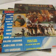 Discos de vinilo: LOTE DE 5 DISCOS 33 Y 33 UN TERCIO.. Lote 184702748