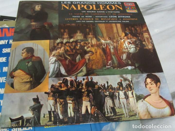 Discos de vinilo: Lote de 5 discos 33 y 33 un tercio. - Foto 2 - 184702748