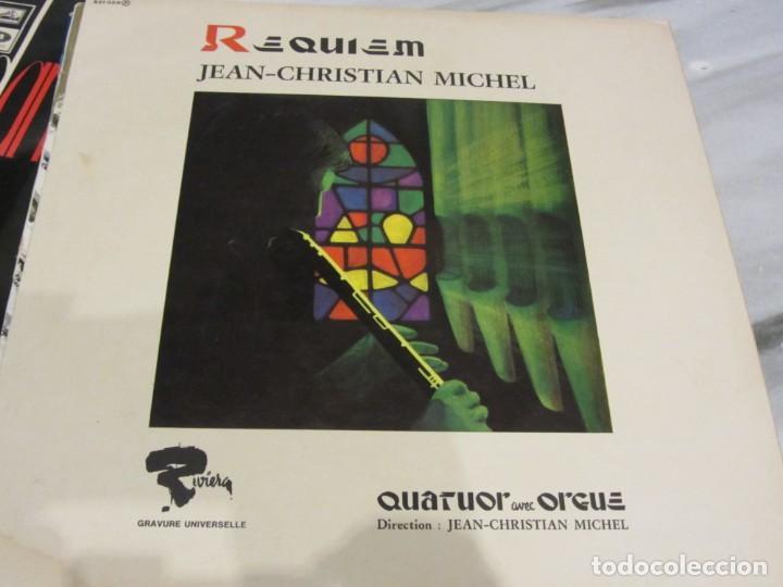 Discos de vinilo: Lote de 5 discos 33 y 33 un tercio. - Foto 6 - 184702748