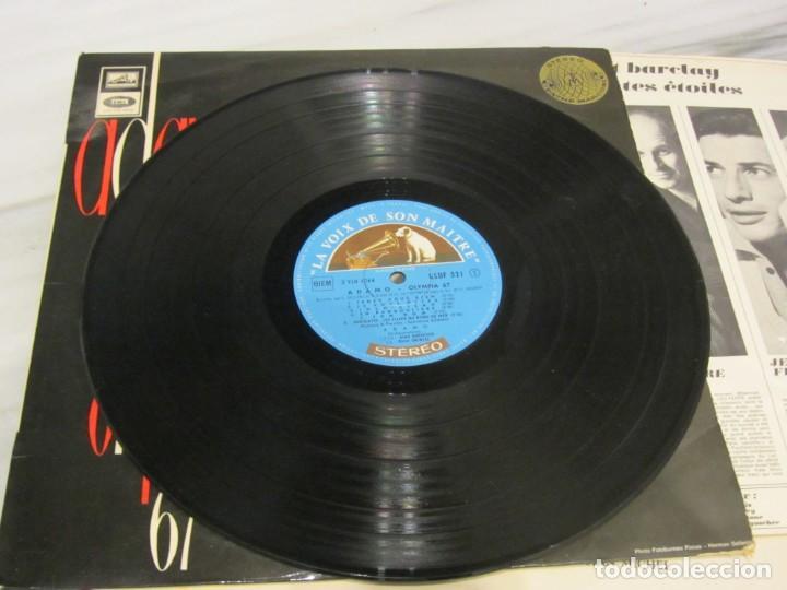 Discos de vinilo: Lote de 5 discos 33 y 33 un tercio. - Foto 8 - 184702748