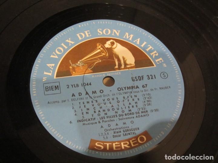 Discos de vinilo: Lote de 5 discos 33 y 33 un tercio. - Foto 9 - 184702748