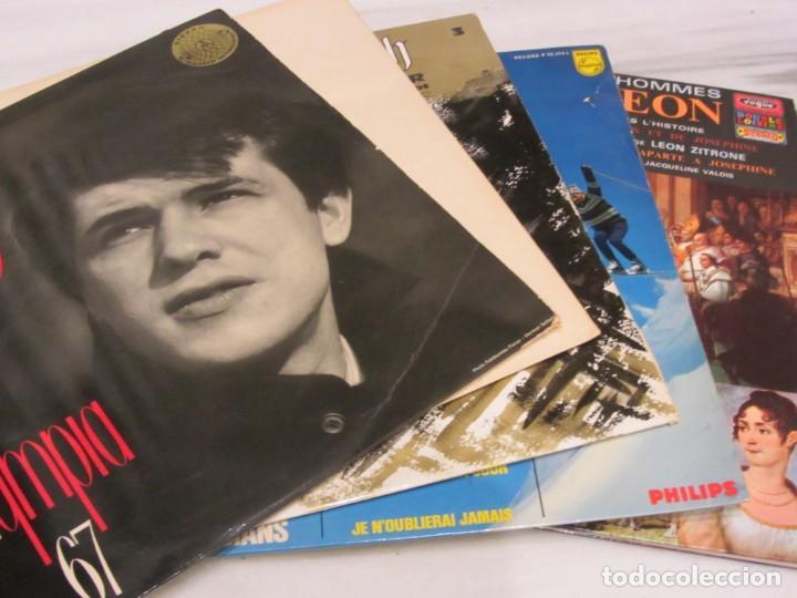 Discos de vinilo: Lote de 5 discos 33 y 33 un tercio. - Foto 10 - 184702748