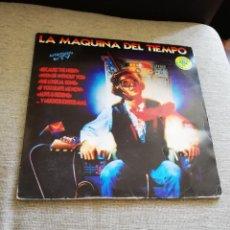 Discos de vinilo: LA MÁQUINA DEL TIEMPO_2 LP. Lote 184703868
