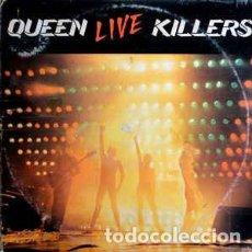 Discos de vinilo: QUEEN – LIVE KILLERS . Lote 184707488