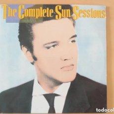 Discos de vinilo: ELVIS PRESLEY - THE COMPLETE SUN SESSIONS (LP2). Lote 184709818