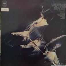 Discos de vinilo: WEATHER REPORT - ORANGE LADY. Lote 184721265