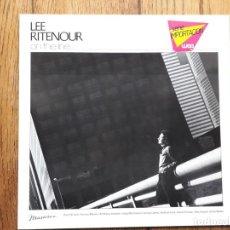 Discos de vinilo: LEE RITENOUR - ON THE LINE. Lote 184722732