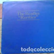 Discos de vinilo: THE BEATLES ‎– RARITIES . Lote 184724233