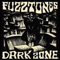 Discos de vinilo: THE FUZZTONES DARK ZONE 2XLP (GATEFOLD) . GARAGE FUZZ SONICS MUSIC MACHINE. Lote 184737006