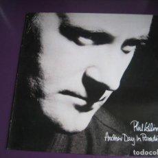 Discos de vinil: PHIL COLLINS MAXI SINGLE WEA 1989 ANOTHER DAY IN PARADISE +2 - SIN APENAS USO - GENESIS - SOFT ROCK. Lote 184738696
