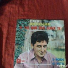 Discos de vinilo: PINO DONAGGIO IL MONDO DI NOTTE. Lote 184743765
