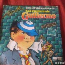 Discos de vinilo: GUILLERMO REGALIZ. Lote 184745425
