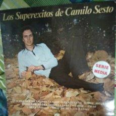 Discos de vinilo: LOS SUPEREXITOS DE CAMILO SEXTO. Lote 184750748