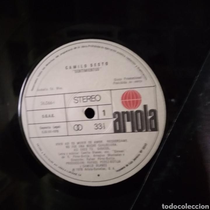 Discos de vinilo: Camilo sexto sentimientos - Foto 5 - 184750913