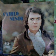 Discos de vinilo: CAMILO SEXTO ALGO MÁS. Lote 184751180