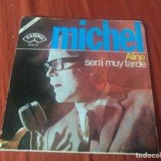 Discos de vinilo: MICHEL ALINE . Lote 184753565