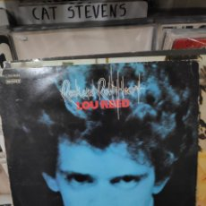 Discos de vinilo: ROCK AND ROLL HEART LOU REED. Lote 184763577
