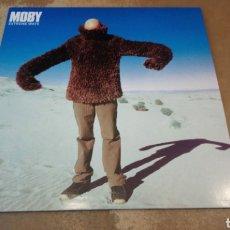 Discos de vinilo: MOBY - EXTREME WAYS. MAXI. VINILO. NUEVO. Lote 184763751