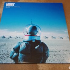 Discos de vinilo: MOBY - WE ARE ALL MADE OF STARS. REMIXES. MAXI VINILO NUEVO. Lote 184764183