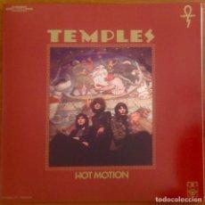 Discos de vinilo: TEMPLES - HOT MOTION. Lote 184767598