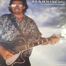 Discos de vinilo: GEORGE HARRISON CLOUD NINE COMPONENTE DE THE BEATLES LOTE B86. Lote 184776461