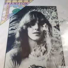 Discos de vinilo: PETER FRAMPTON SOMETHIN S HAPPENING. Lote 184778026
