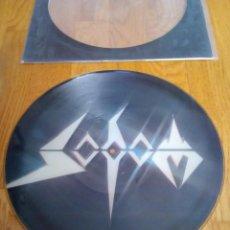 Discos de vinilo: VINILO SODOM – EXPURSE OF SODOMY. MAXI 1987. Lote 184779798