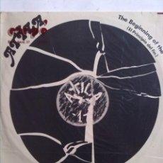 Discos de vinilo: ATILA - THE BEGINNIG OF THE END EDICION ORIGINAL DEL AÑO 1975. Lote 184785792