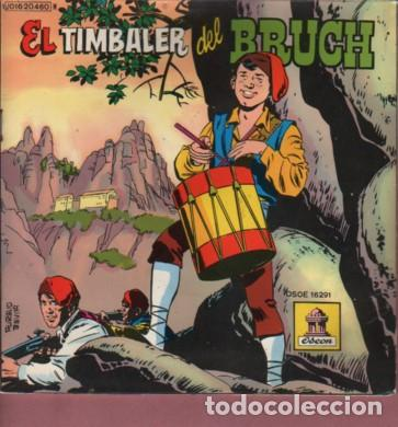 DISCO EL TIMBALER DEL BRUCH - DE ODEON DISCO INFANTIL 1959 (Música - Discos de Vinilo - Maxi Singles - Música Infantil)