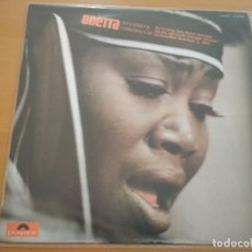 Discos de vinilo: ODETTA ODETTA SINGS ODETTA INTERPRETA CANCIONES DE LOS BEATLES LP SPAIN 1971. Lote 184791826