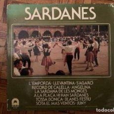 Discos de vinilo: SARDANES SELLO: ARLEQUIN (2) – AL-011 FORMATO: VINYL, LP, COMPILATION PAÍS: SPAIN FECHA: 1977 GÉNE. Lote 184793910