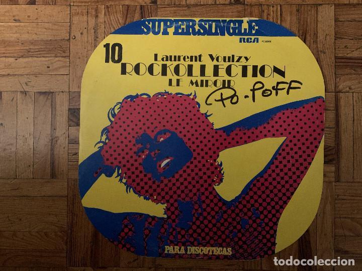 LAURENT VOULZY – ROCKOLLECTION SELLO: RCA – PC-8066 SERIE: SUPERSINGLE – 10 FORMATO: VINYL, 12 (Música - Discos de Vinilo - Maxi Singles - Canción Francesa e Italiana)