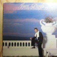 Discos de vinil: LP VINILO JUAN PARDO UN SORBITO DE CHAMPAGNE. Lote 184814293