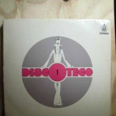 Discos de vinilo: LP VINILO DISCOTECO 1 ROLLING STONES LED ZEPPELIN THE EAGLES.... Lote 184815467
