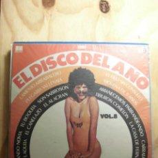 Discos de vinilo: LP VINILO EL DISCO DEL AÑO VOL. 8. Lote 184816860