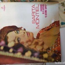 Discos de vinilo: SARA MONTIEL EL ÚLTIMO CUPLE. Lote 184826563