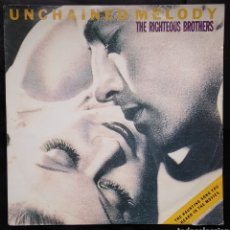 Discos de vinilo: THE RIGHTEOUS BROTHERS,,,UNCHAINED MELODY. Lote 184834318