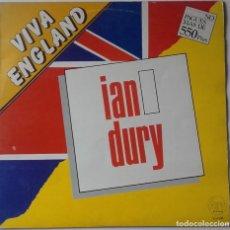 Discos de vinilo: IAN DURY: NEW BOOTS AND PANTIES!! SERIE VIVA ENGLAND. Lote 184834953