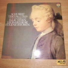 Discos de vinilo: SCHUBERT TRÍO NÚMERO 2. Lote 184839372