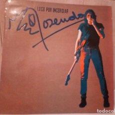 Discos de vinilo: 50-LP ROSENDO LOCO POR INCORDIAR 1985. Lote 184846937