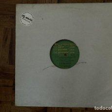 Discos de vinilo: FLASHMEN – HARD UP SELLO: RECORDS MANIA – R.M. 005 FORMATO: VINYL, 12 PAÍS: FRANCE FECHA: 1999 . Lote 184854555