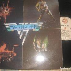 Discos de vinilo: VAN HALEN VAN HALEN (HISPAVOX 1978)+ENCARTE OG ESPAÑA SIN SEÑALES DE USO. Lote 184856482