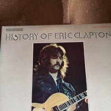 Discos de vinilo: HISTORY OF ERIC CLAPTON 2 LPS 1972. Lote 184856711