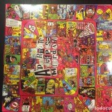 Discos de vinilo: LP - APÁRTATE QUE PISO MIERDA - 1991. Lote 184865925