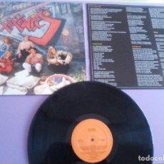 Discos de vinilo: MUY RARO UNICO LP 1989.XOXONEES-FLAMENCO/RAP)GRUPO FEMENINO HIP/HOP RAP SPAIN+ENCARTE. Lote 285375763