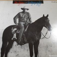 Discos de vinilo: IAN TYSON COWBOYOGRAPHY. Lote 184871416