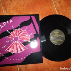 Discos de vinilo: ARCADIA ELECTION DAY THE CONSENSUS MIX MAXI SINGLE VINILO 1985 UK DURAN DURAN 3 TEMAS. Lote 184881020