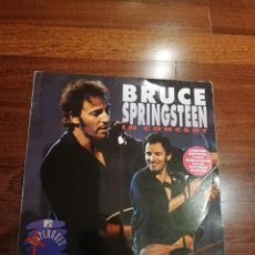Discos de vinilo: BRUCE SPRINGSTEEN-IN CONCERT. 2 LP 1993. Lote 184883668