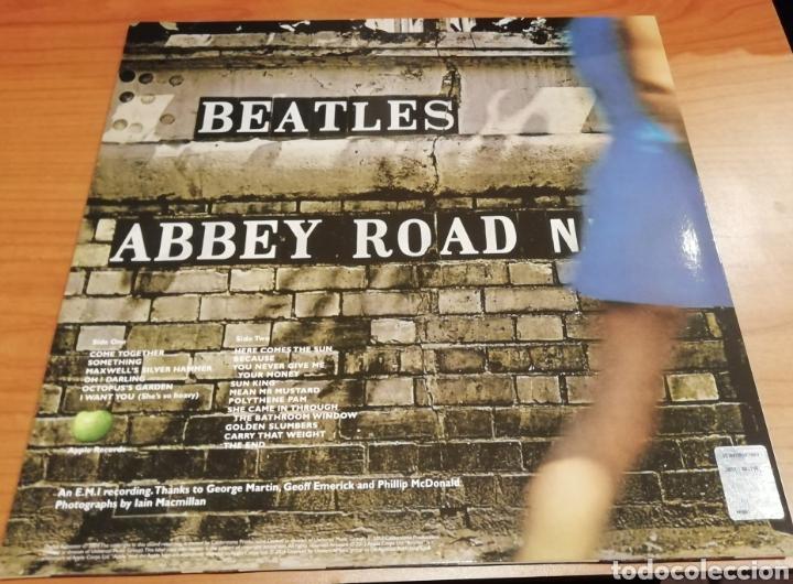 Discos de vinilo: The Beatles Abbey Road reedicion 2016 - Foto 2 - 184888361