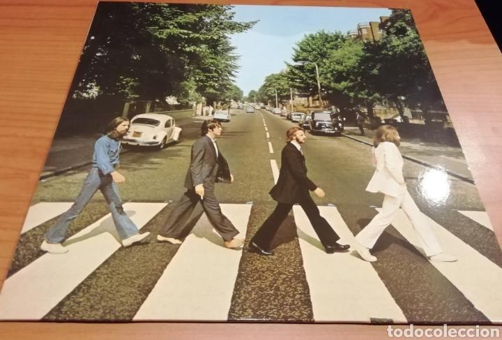 THE BEATLES ABBEY ROAD REEDICION 2016 (Música - Discos - LP Vinilo - Pop - Rock Extranjero de los 50 y 60)